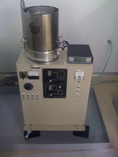 真空蒸着装置膜厚計測型Ⅲ