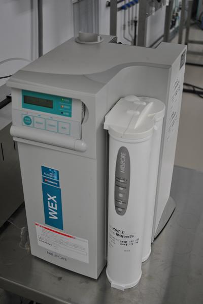 高性能純水製造装置