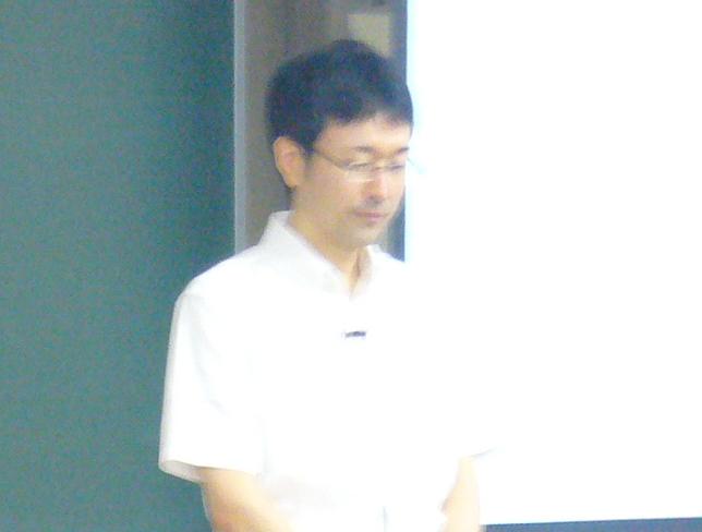 及川敬貴准教授