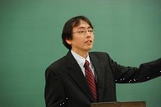天田 啓 准教授